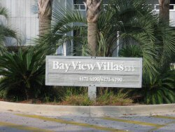 Bay Villa rentals at Bay Point Resort