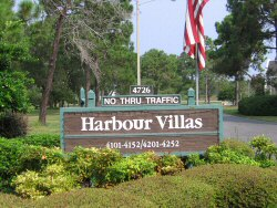 Harbour Villas - condos for rent at Bay Point Resort in Panama City Beach, Florida