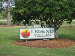 Vacation rentals at Legend Villas in Bay Point Resort, PCB Florida