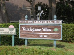 Turtlegrass Villas at Bay Point Resort in Panama City Beach on Florida's Emerald Coast